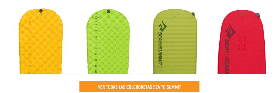 Colchonetas de Camping Sea to Summit