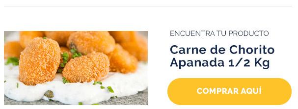 Carne Chorito Apanada Receta