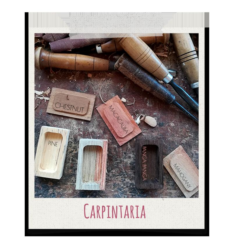 Gigi For Beauty Lovers - Parceiros Locais - Carpintaria