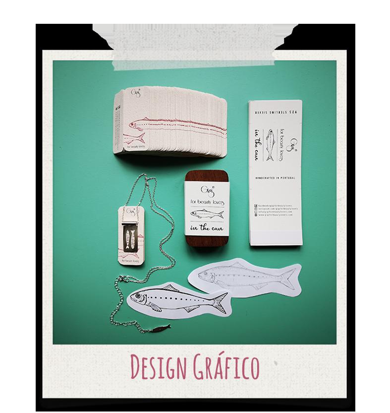 Gigi For Beauty Lovers - Parceiros Locais - Design Gráfico