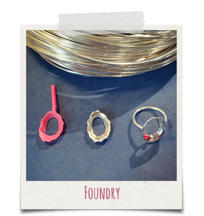 Gigi For Beauty Lovers - local Partners - Foundry