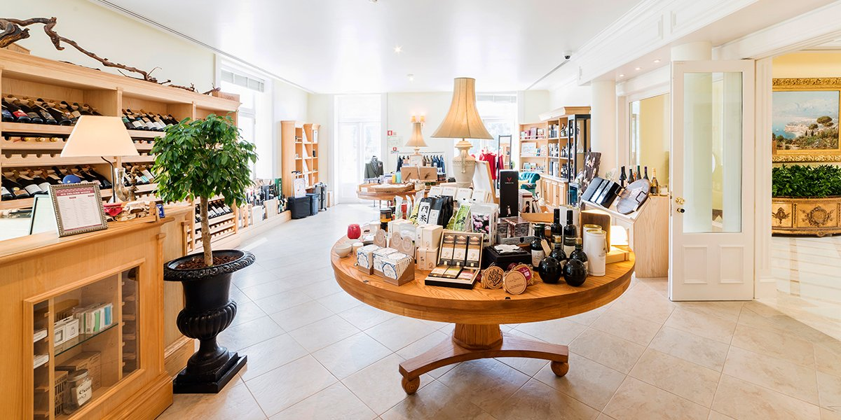 The Yeatman Shop