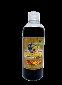 Shampoo Carbón/Propóleo - 400 ml.