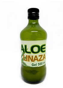 Gel Aloe & Linaza - 500 ml.
