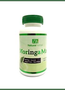 MoringaMass - 60 Cápsulas 500 mg.