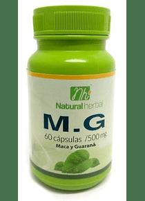MG 500 - 60 Cápsulas 500 mg.