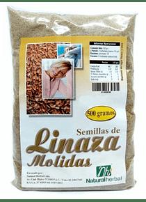 Linaza Molida - 500 gr.