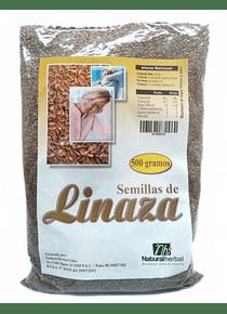 Linaza Entera - 500 gr.