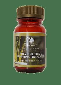 Silimarina - Taraxacum - 60 Cápsulas 500 mg.
