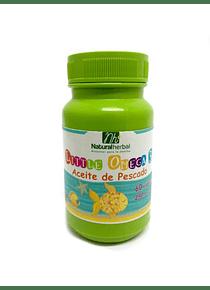 Little Omega 3 - 60 Cápsulas 250 mg.