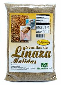 Linaza Molida - 250 gr.