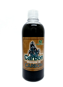 Shampoo Carbón - 400 ml.