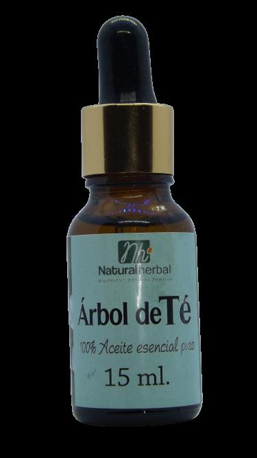 Aceite Arbol de Té - 15 ml.