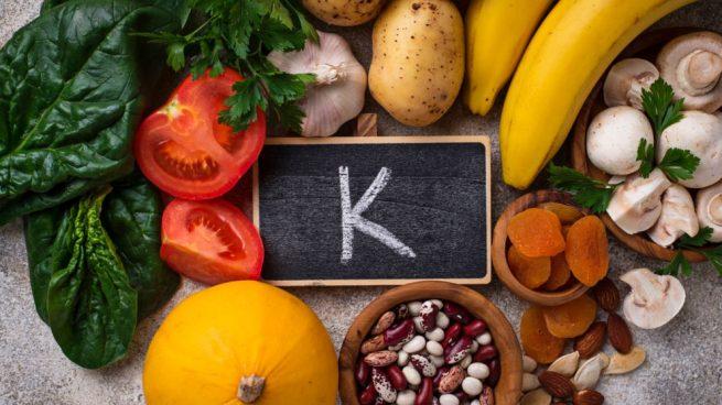 Beneficios del potasio y función en el organismo