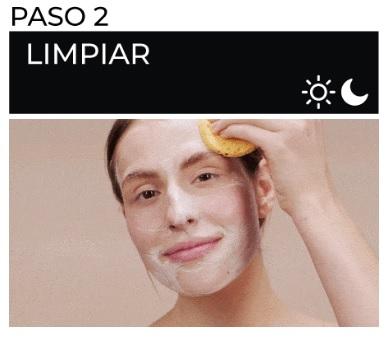 Paso a paso limpieza facial en casa rutina belleza chile