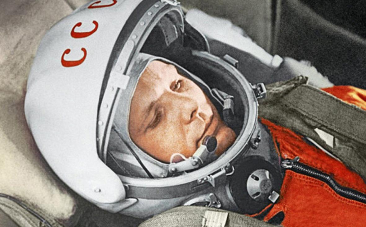"""""""Gagarin listo para el despegue"""""""