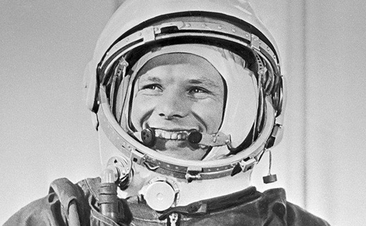 """Foto Yuri Gagarin"""